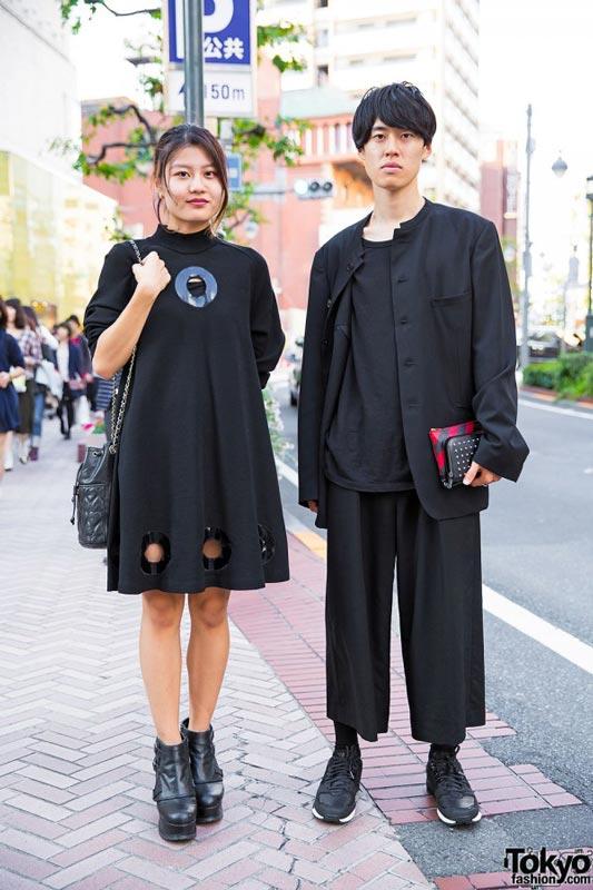 Fashion in Ura-Hara
