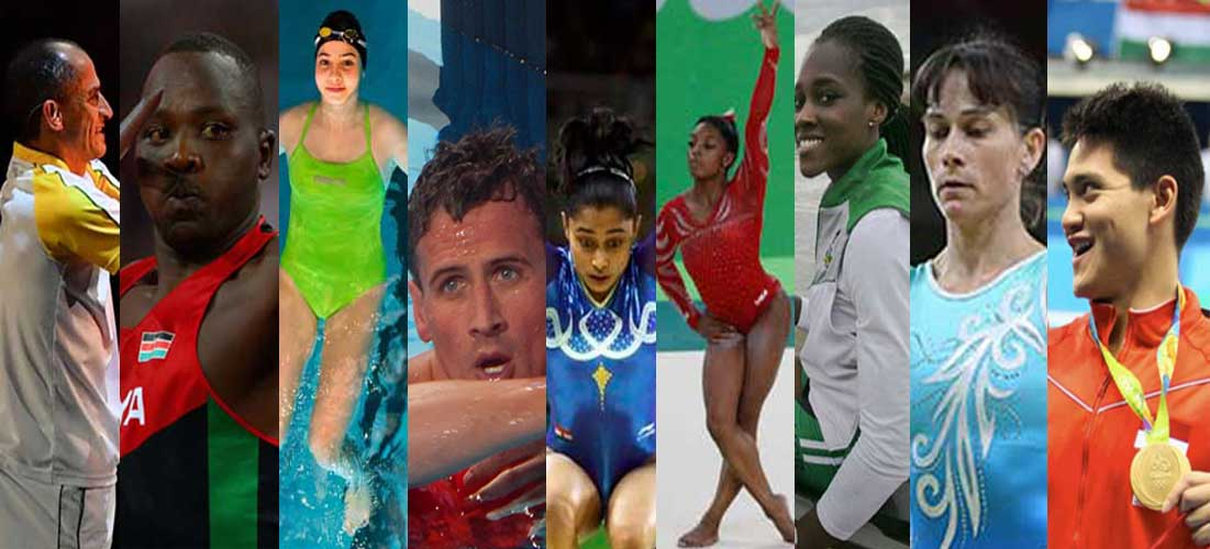 9 Inspirational Athletes and Startup Lessons from them in 2016 Rio Olympics