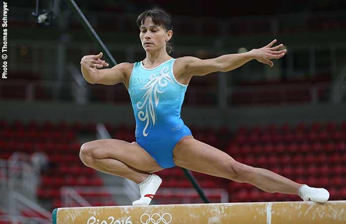 Oksana Chusovitina – Discipline