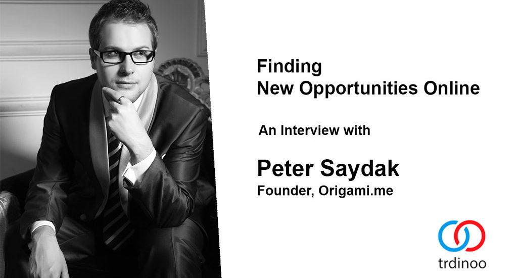 finding new opportunities online