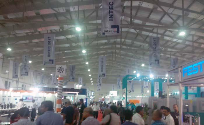 INTEC 2017 Trade Fair