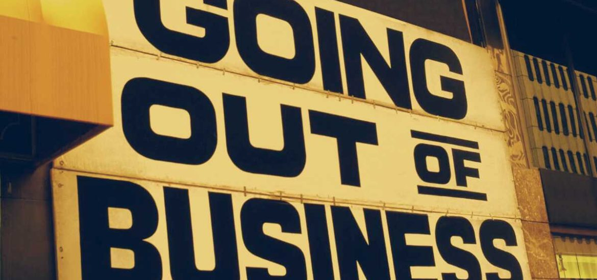 7 Numbers that Warn Your Going Out of Business